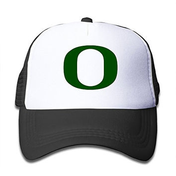 Oregon Ducks Logo Baseball Cap Leisure Hat For Kid