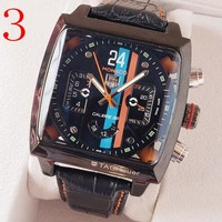 TAG Heuer Men Fashion Mechanics Watches Wrist Watch