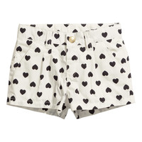 H&M Shorts in cotton poplin 7,99 €