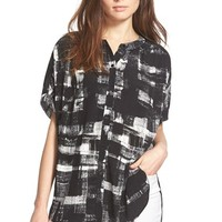Women's ASTR Roll Sleeve Shirt,