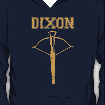 Daryl Dixon Crossbow Hoodie (Pullover)