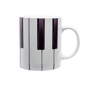 Jay - Live Fast Dine Young - Big Mug - Piano