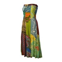 Gracie Convertible Maxi Skirt on Sale for $38.99 at HippieShop.com