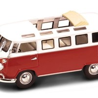 Volkswagen Microbus Replica with Open Roof