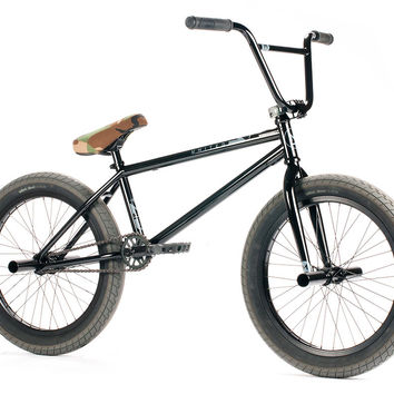"United 2015 Martinez Expert Freecoaster 20.65"" BMX Bike Black"