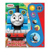 """""""Thomas and Friends: It's Great to Be an Engine"""" Song Book by Editors of Publications International"""