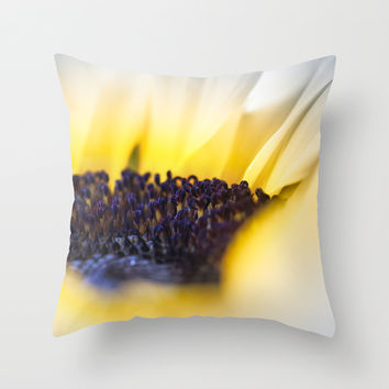 Fireworks Throw Pillow by HappyMelvin