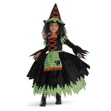 Story Book Witch Costumes Small 2T Childrens Leg Avenue Perfect For Halloween