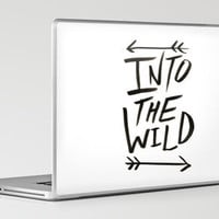 Into the Wild II Laptop & iPad Skin by Leah Flores | Society6