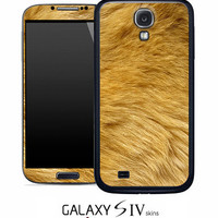 Real Furry Skin for the Samsung Galaxy S4, S3, S2, Galaxy Note 1 or 2