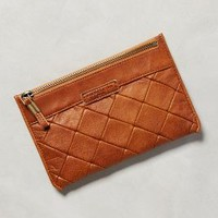 Kiwi Leather Pouch by Liebeskind