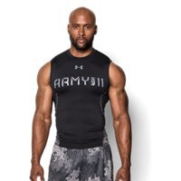 Under Armour Men's UA Army Of 11 Sleeveless Compression Shirt