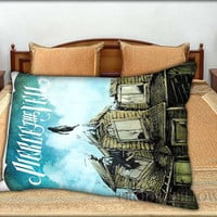 """Pierce the Veil Cover Album - 20 """" x 30 """" inch,Pillow Case and Pillow Cover."""