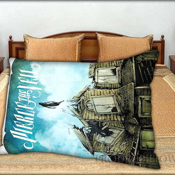 "Pierce the Veil Cover Album - 20 "" x 30 "" inch,Pillow Case and Pillow Cover."