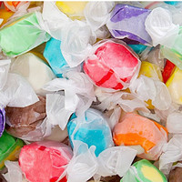 Assorted Salt Water Taffy 1/2 lb