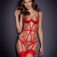 View All Lingerie by Agent Provocateur - Gloria Basque
