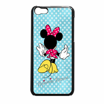 Minnie Mouse Iphone 5C Case