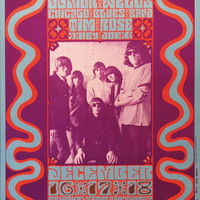 L'affichiste - Original 1966 Rock Poster, Bill Graham Presents Jefferson Airplane at the Fillmore Auditorium