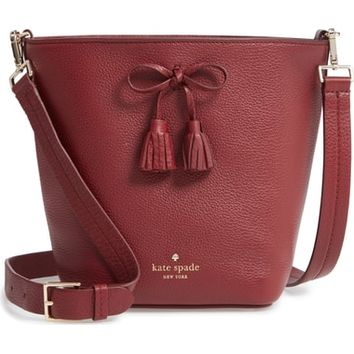 kate spade new york hayes street - vanessa leather shoulder bag | Nordstrom