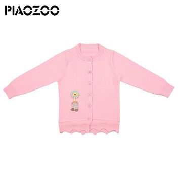 Newborn baby cardigans Coat Children Pullover kids sweaters winter 2018 Long Sleeve knitted Girl Sweater 6M-2Y girl clothing P40