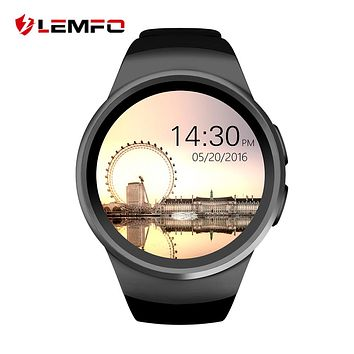 Smart Watch Bluetooth Intelligent Smartwatch Support SIM Heart Rate Monitor Clock