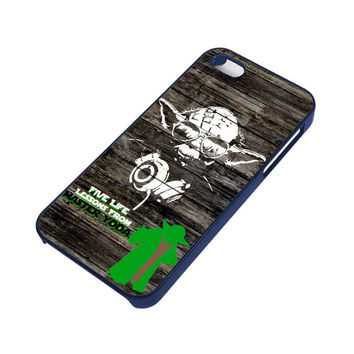 MASTER YODA STAR WARS iPhone 5 / 5S Case