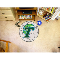 Fan Mats Tulane Soccer Ball