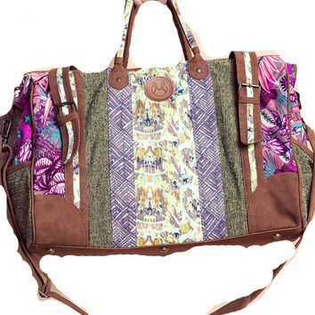 Maaji 2015 Royal Riders Weekender Bag from South Beach Swimsuits