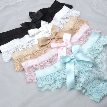 Butterfly Ladies T-back Lace Soft Sexy Panties = 5990351937