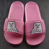 RIPNDIP Casual Fashion Women Sandal Slipper Shoes pink H-PSXY