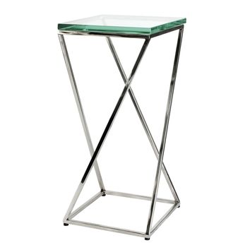 Glass Side Table | Eichholtz Clarion