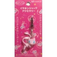 Pokemon Center 2013 Pokemon Time Campaign #6 Mew Earphone Jack Accessory