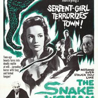Snake Woman The Movie Poster 11x17 Mini Poster
