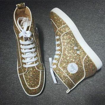 DCCK2 Cl Christian Louboutin Style #2283 Sneakers Fashion Shoes