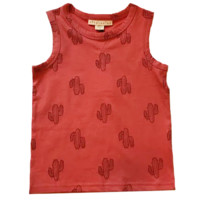 Muscle Cactus Child's Tee