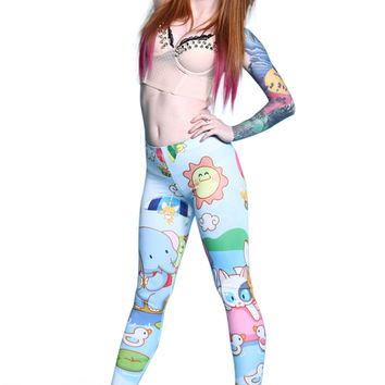 Big Day Out Leggings