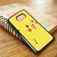 Pokemon Pikachu Samsung Galaxy S6 Edge Case