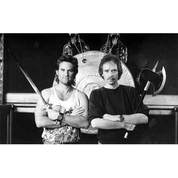 Big Trouble In Little China Poster 11 inch x 17 inch poster