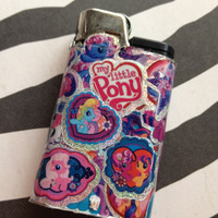 My Little Pony Handmade Printed Lighter