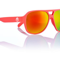 Supercat Sunglasses: Nova Red