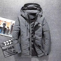 The North Face Mens Down Hoodie Jackets
