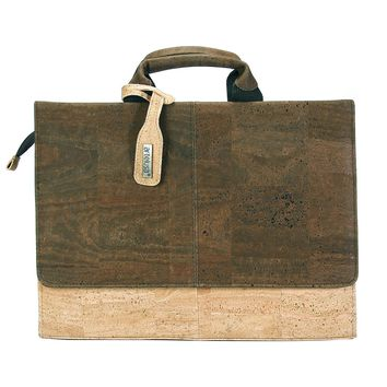 Natural Cork Office Bag