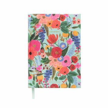 Garden Party Fabric Journal (Rifle Paper Company)