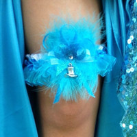 The Classic Garter: Ribbon Style B