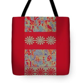 "Tapestry Tote Bag for Sale by Ben and Raisa Gertsberg (18"" x 18"")"