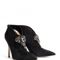 Empress Evening Stiletto Shoe Boots by Paul Andrew
