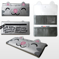 The Big Bang Theory Soft Kitty Silver Wallet