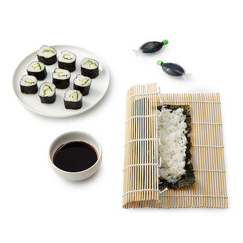 Sushi Making Kit | make your own sushi at home, recipe