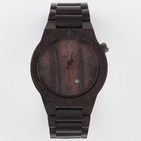 Wewood Alpha Watch Black One Size For Men 22706810001