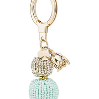on purpose beaded keychain